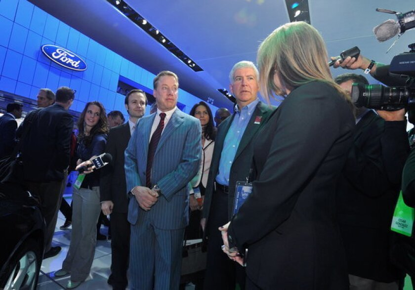 Bill Ford: The future of self-driving cars is closer than you think