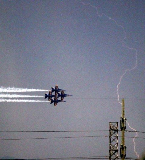 Reader photos: September 2010 lightning strikes