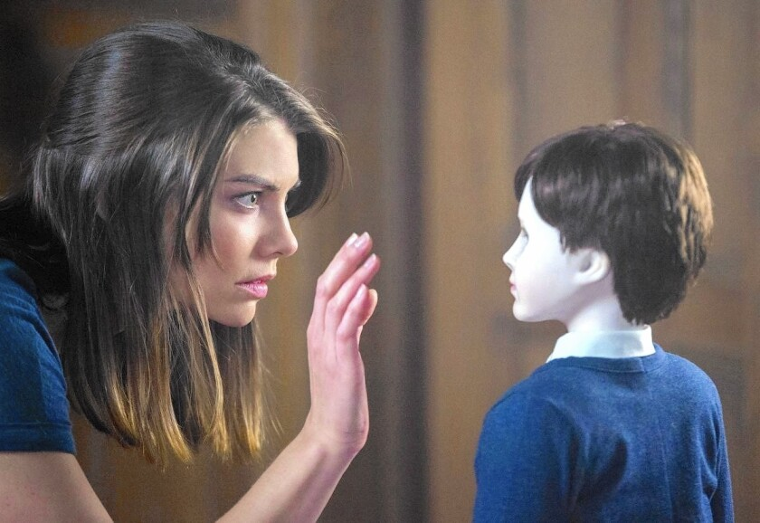Review: 'The Boy' plays the real horrors of domestic abuse for creeps
