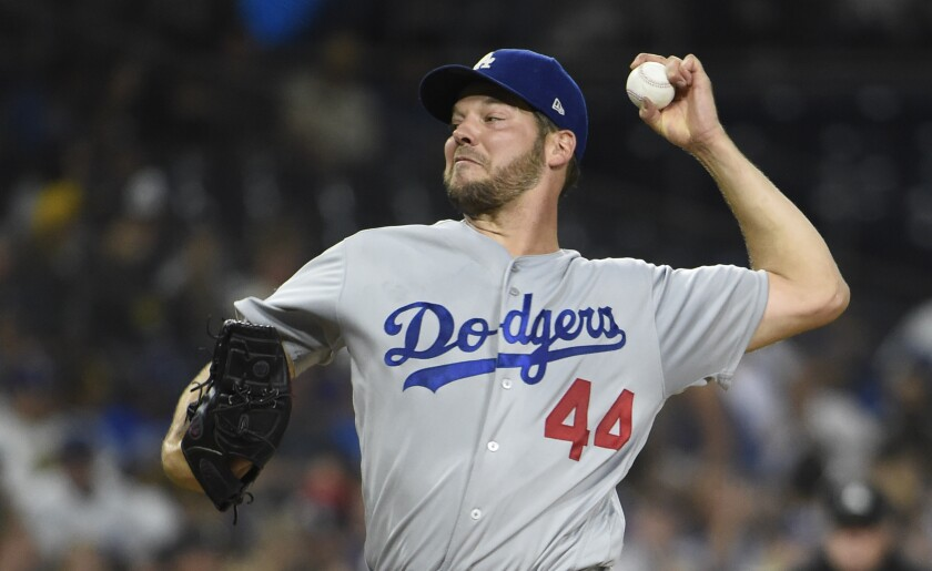 Free agent Rich Hill had surgery on his left arm last month and won't be ready at the start of next season.
