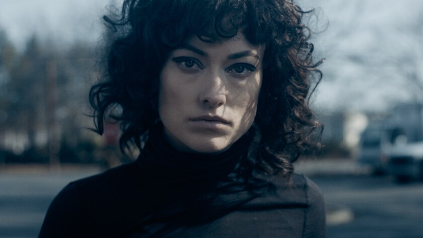 "Olivia Wilde in a scene from ""A Vigilante."" Credit: DirecTV / Saban Films / Lionsgate"