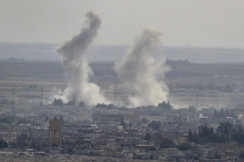 Turkey in northern Syria