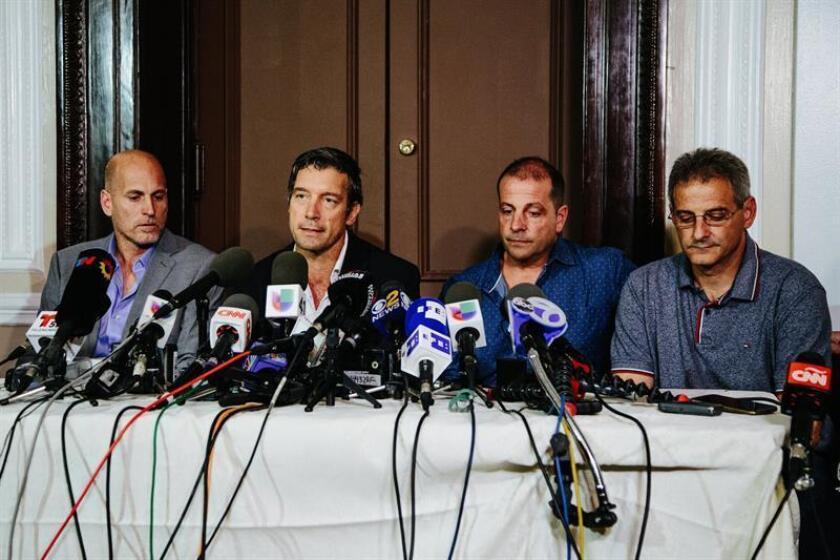 Sobrevivientes argentinos dicen que el atentado no cambiará su forma de vida