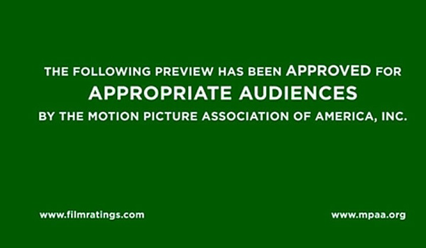 Shortening trailers has become a more important guideline for theaters.