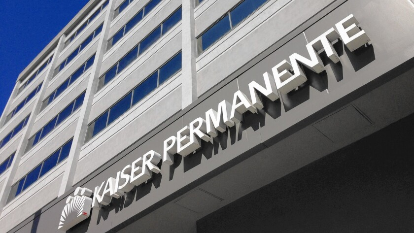 Kaiser Permanente is closing numerous medical offices in Southern California because of the coronavirus outbreak.