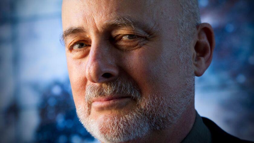 Carlsbad author-futurist David Brin