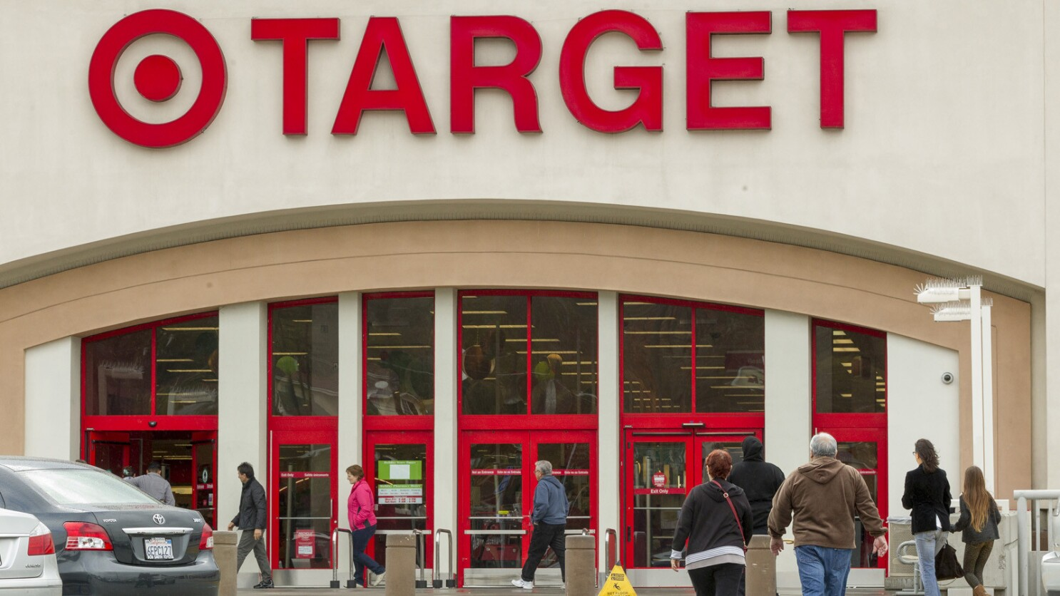 Target to open two smaller-format stores in L A  - Los