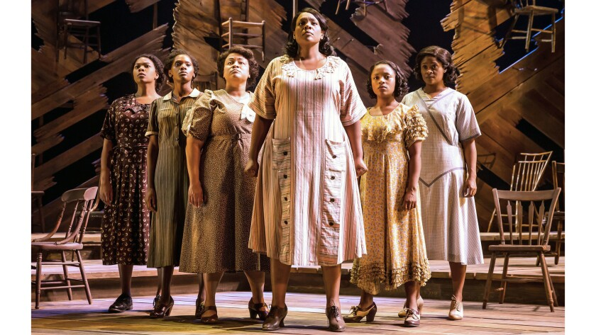 """Segerstrom Center for the Arts presents, """"The Color Purple"""" through June 24. (Photo by Matthew Murp"""