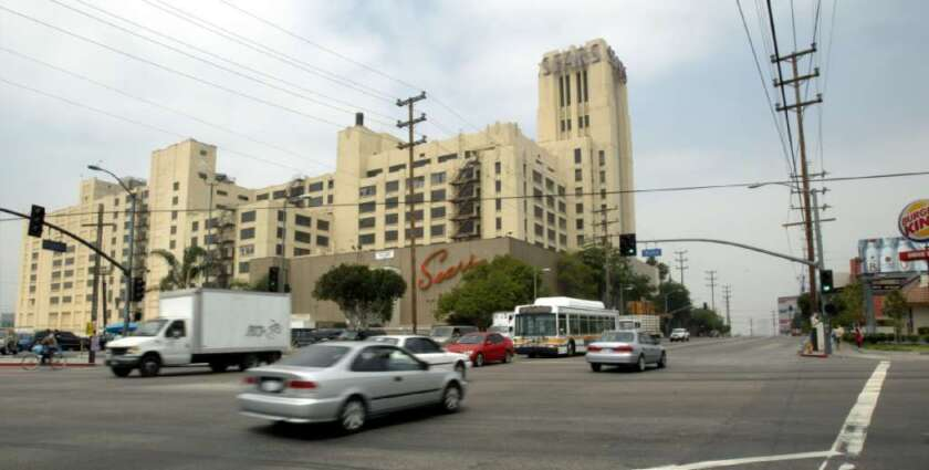 Large historic Sears property in Boyle Heights sold for redevelopment