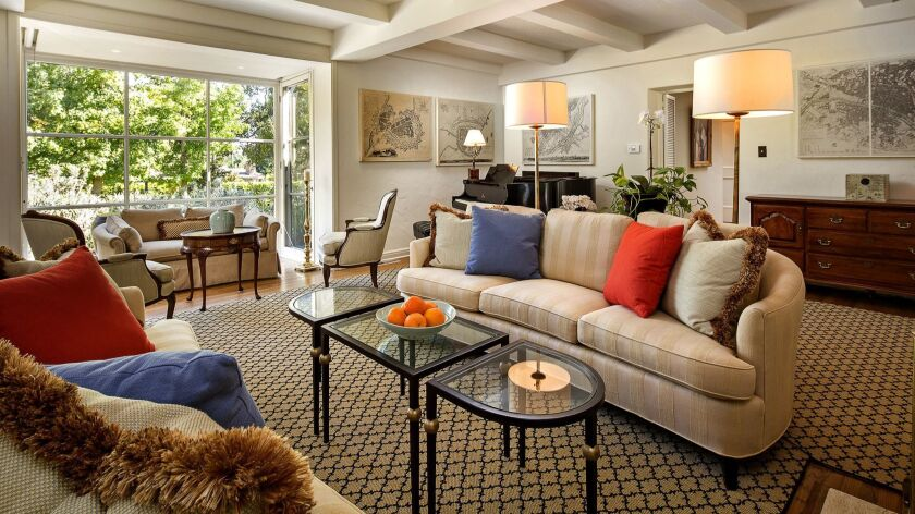 Wealthy homeowners have been buying increasingly large rugs, and carpet-makers see it as a promising sign.