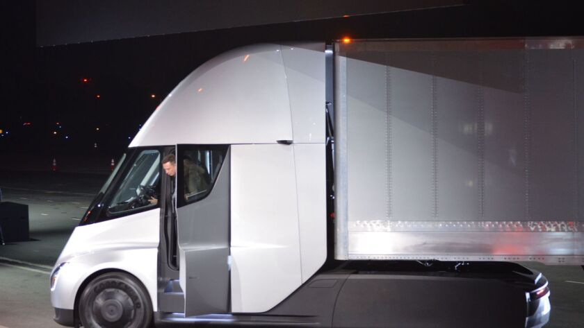 Letters to the Editor: California must do more than just mandate the use of zero-emission trucks