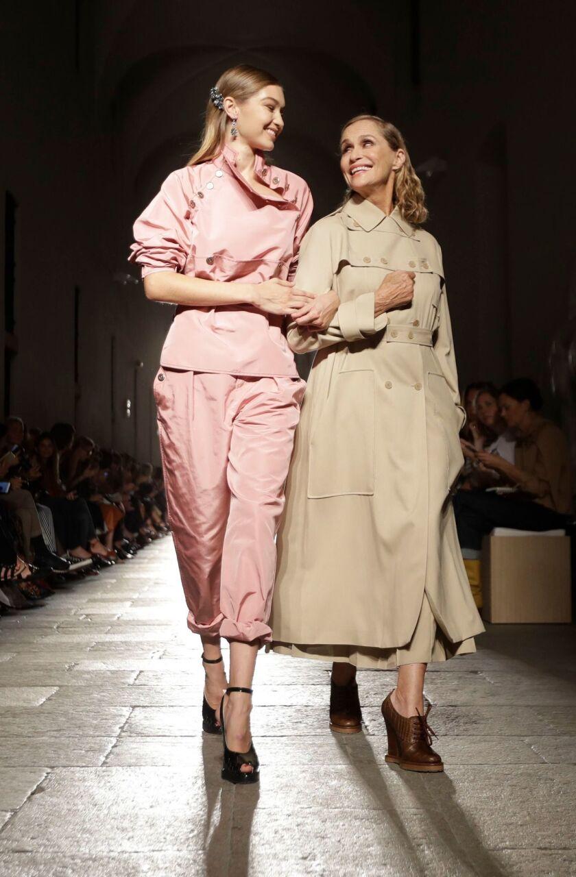 Bottega Veneta show, Spring Summer 2017, Milan Fashion Week, Italy - 24 Sep 2016