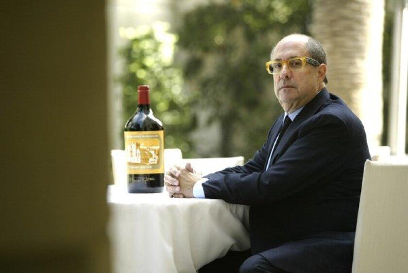 Steve Wallace of Wally's Wine & Spirits