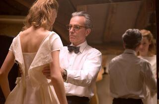 """Phantom Thread"" review by Justin Chang"