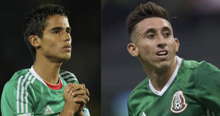 Diego Reyes y Héctor Herrerason señalados en la investigación internacional.