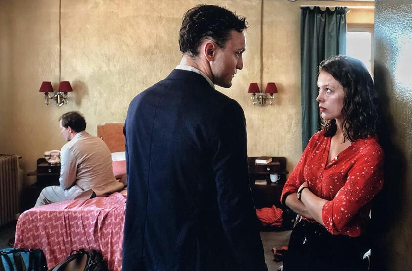 Christian Petzold's Transit explores the loneliness of refugees in a terrifying France