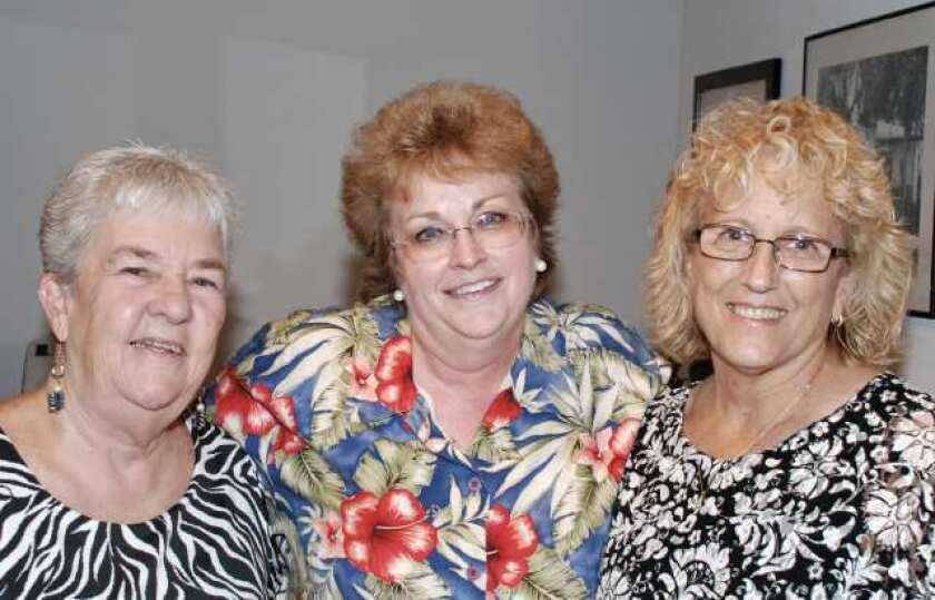 On the Town: Art show honors Betsy Lueke