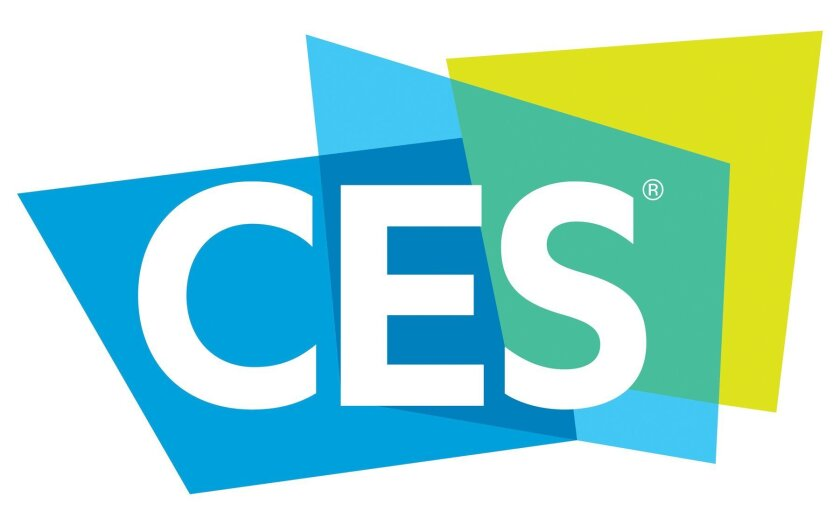 New CES logo