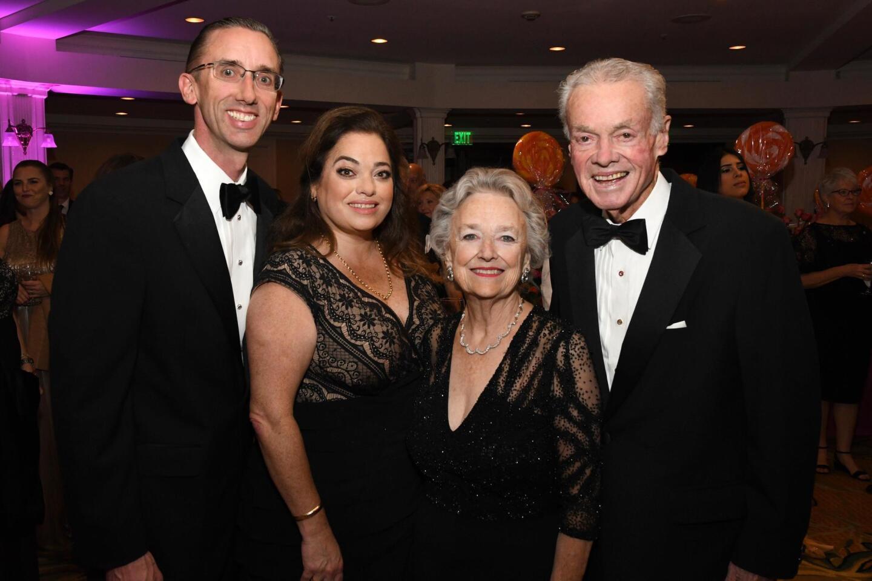 Rady Children's Hospital Foundation's 109th Anniversary Charity Ball