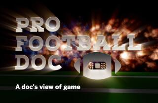 Pro Football Doc: A doc's view of game