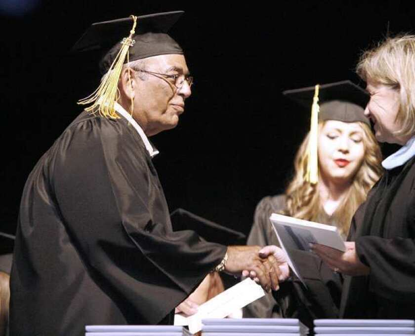 Adults of all ages, backgrounds secure their high school diplomas