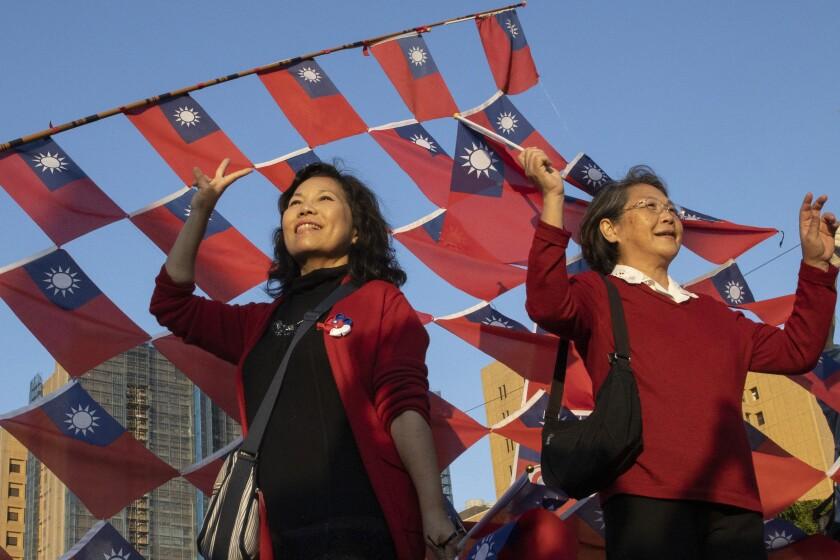 Taiwan Poll