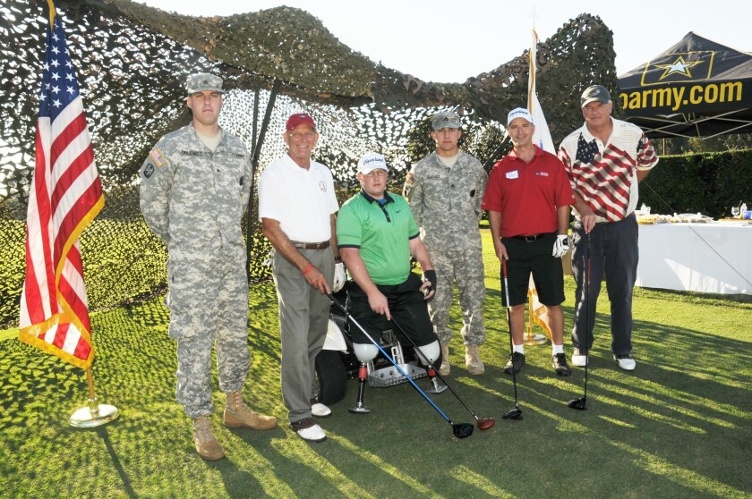 The 11th Annual Holes for Heroes Golf Tournament and Military Appreciation event on will be held Friday, Sept. 15 at the Lomas Santa Fe Country Club in Solana Beach.