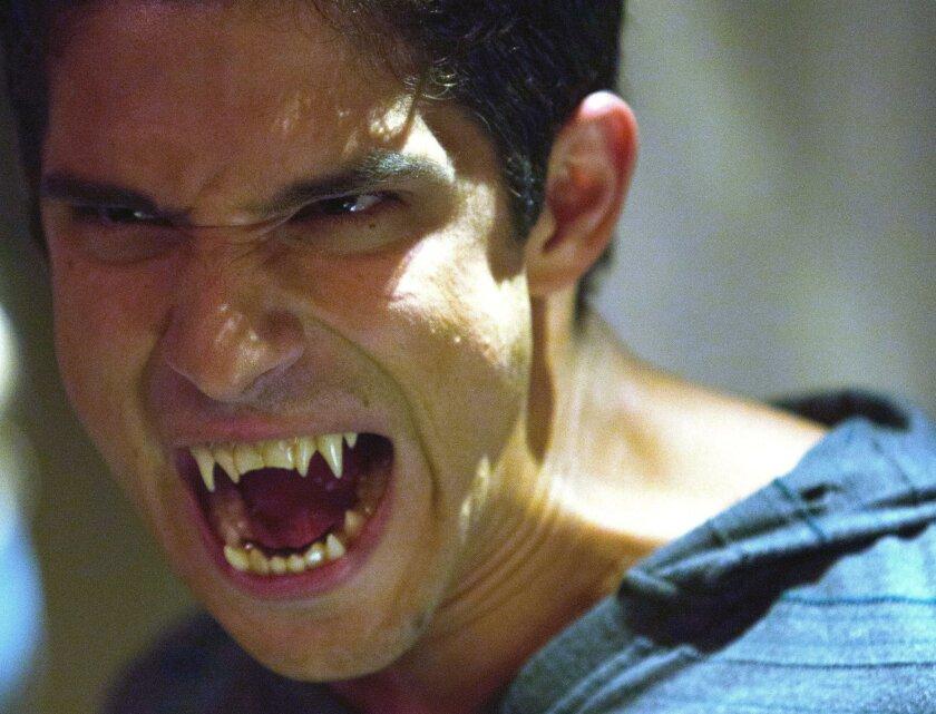 "Tyler Posey in ""Teen Wolf."" MTV"