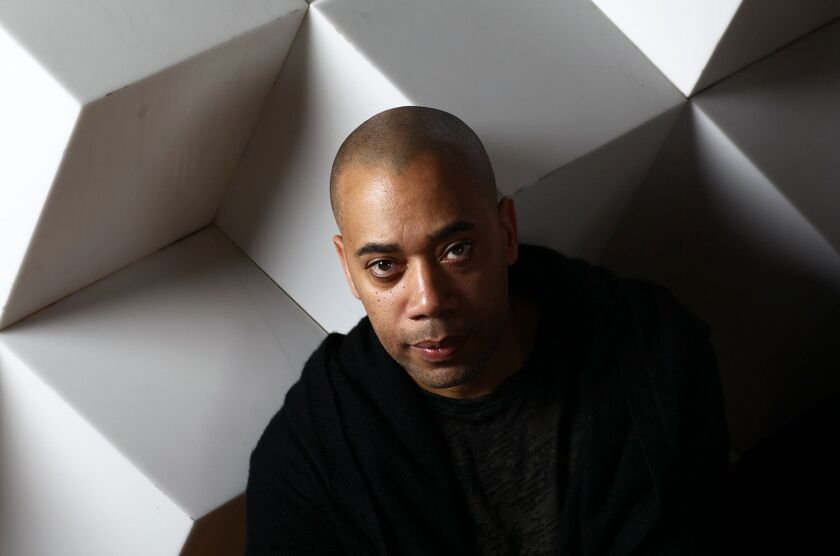 A photo of Carl Craig by Pierre Terdjman