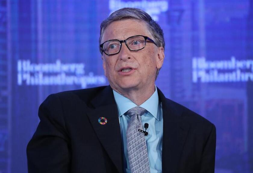 """Bill Gates invertirá 80 millones en una """"ciudad inteligente"""" en Arizona"""
