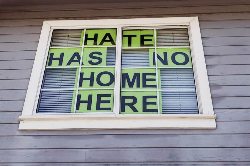 For fifth year in a row, hate crimes rise in Orange County — and by 24%