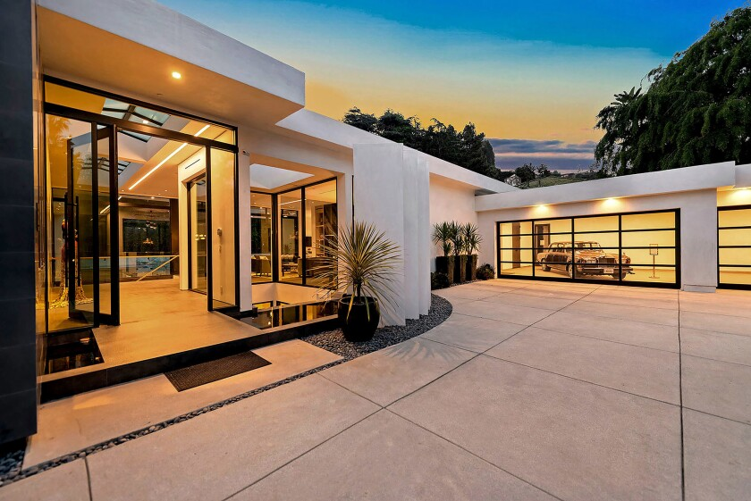 Home of the Week   Warhol 90210, or a Trousdale showplace in luxury overdrive