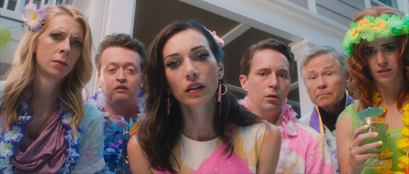 Review: 'Greener Grass' is one of the year's weirdest comedies