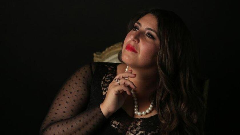 Singer Sacha Boutros seeks to bring back the jazzy style and sophistication of the past with Sacha's Supper Club, which will be held every second Thursday of the month at the historic Lafayette Hotel. (/ David Brooks)