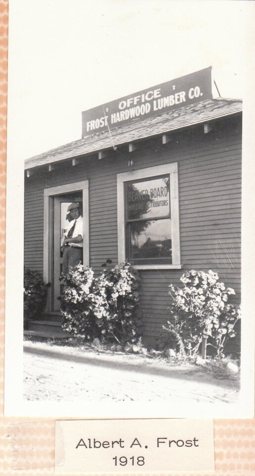Frost Hardware Lumber Co. at 100