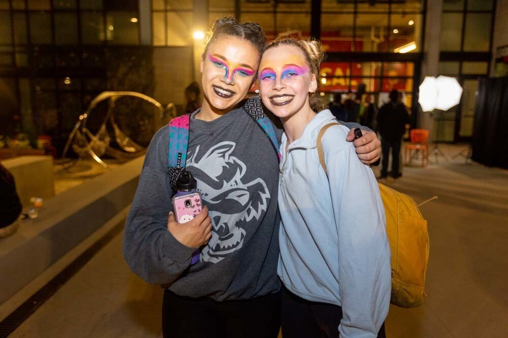 Guests at Malashock Dance's The Art of Dance fundraising event enjoyed an evening of food, fashion and dancing at The Hub at IDEA1 in East Village on Saturday, March 23, 2019.