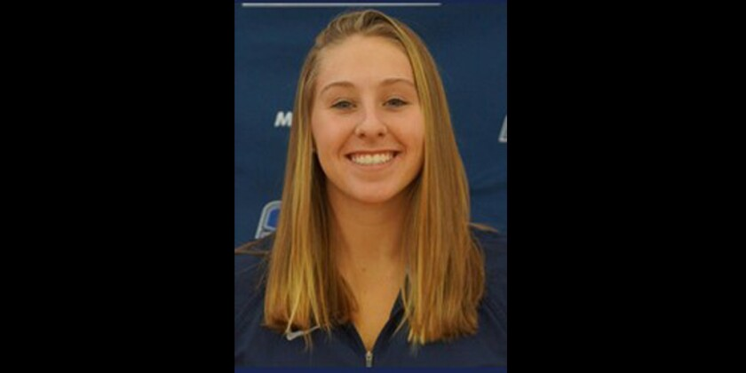 Southern Connecticut State University gymnast Melanie Coleman, 20, died on Sunday after suffering an accident in training Friday.