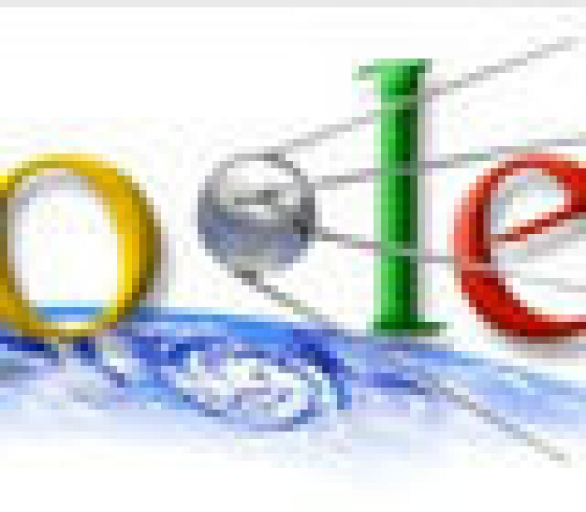 Google's Sputnik logo