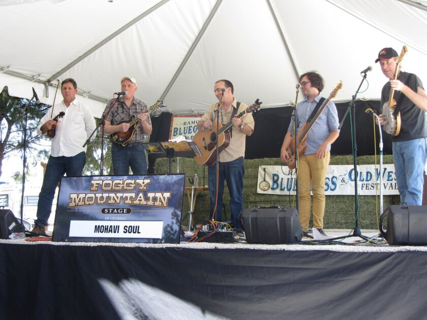 MohaviSoul to perform Saturday at the Poway Library