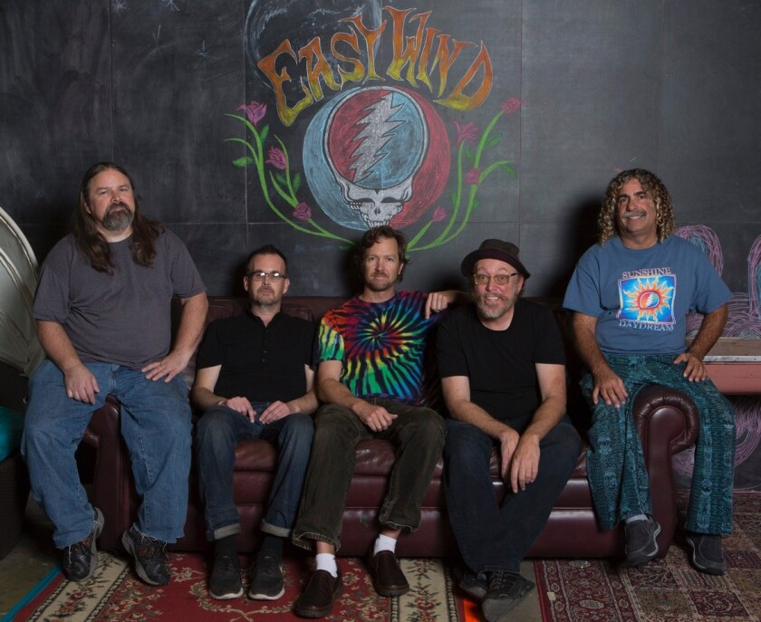 Easy Wind will play the Belly Up on Aug. 5.
