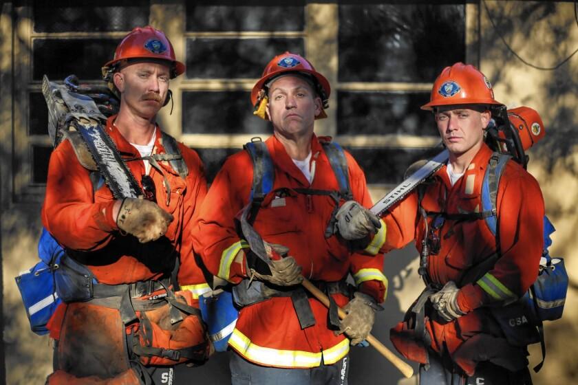 Prop  47 leaves future of California inmate fire crews