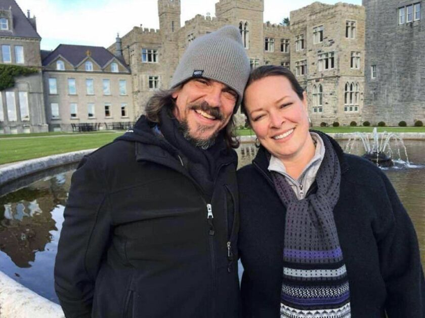 Melissa, and her husband, Kurt Cochran were celebrating the 25th anniversary in Europe when the terrorist attack occurred.