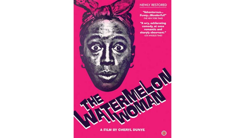 Poster of 'The Watermelon Woman'