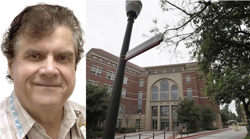 Former USC gynecologist George Tyndall.