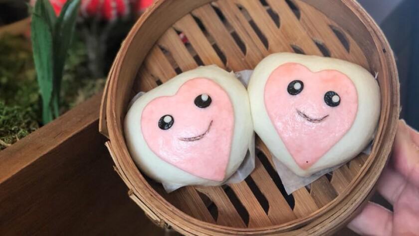 Heart Buns