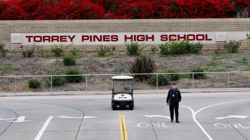 Former student sentenced for posting online threat against San Diego