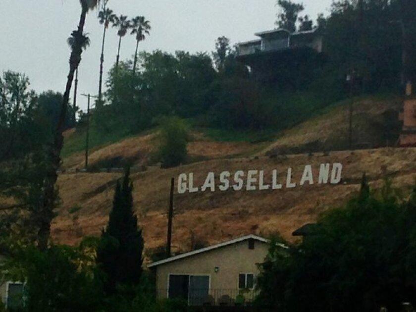 Steve Lopez: Mystery of Glassell Park sign solved
