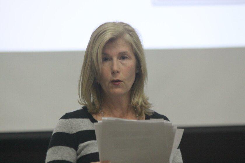 Julie Bronstein, La Jolla Community Foundation executive director