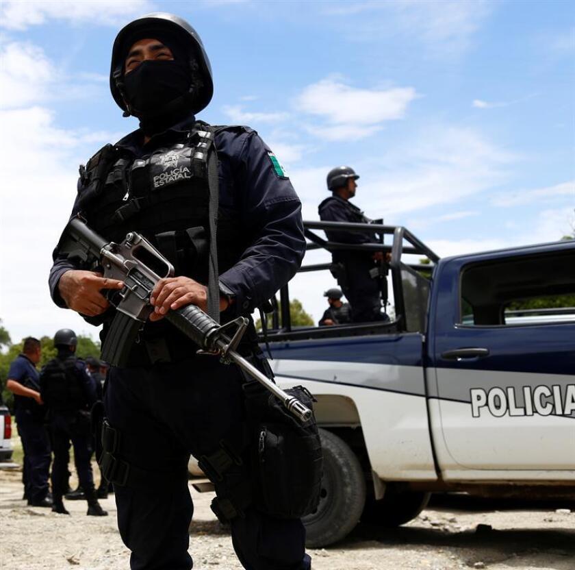 El Gobierno de México emitió hoy una alerta para siete estados por el robo en el centro del país de una fuente radiactiva que puede ser peligrosa para la salud humana si se extrae de su contenedor. EFE/ARCHIVO