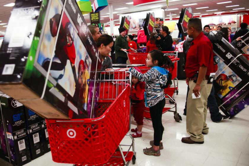 If you're looking for good shopping deals in November, wait until Black Friday and Cyber Monday.